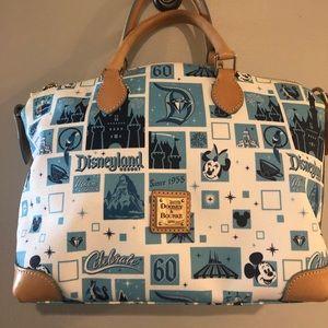 Dooney & Bourke Disneyland 60th Anniversary Bag